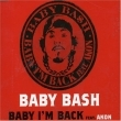 Baby I'm Back Pt.1