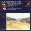 Symphony in D minor/Poeme for Violin and Orchestra/Ballade for Piano and Orchestra