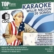 Willie Nelson Karaoke Top Tunes TT-208